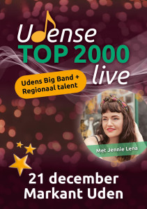 MAR 180202 Poster Udense Top 2000 Flyer A5-App